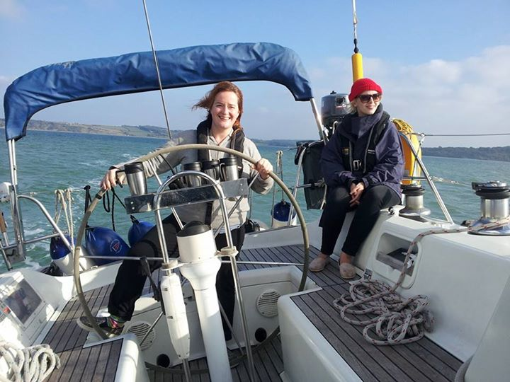 RYA Start Yachting sailing course solent chichester southampton