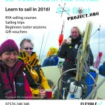 sail boat project publicity and sailing resources for learning