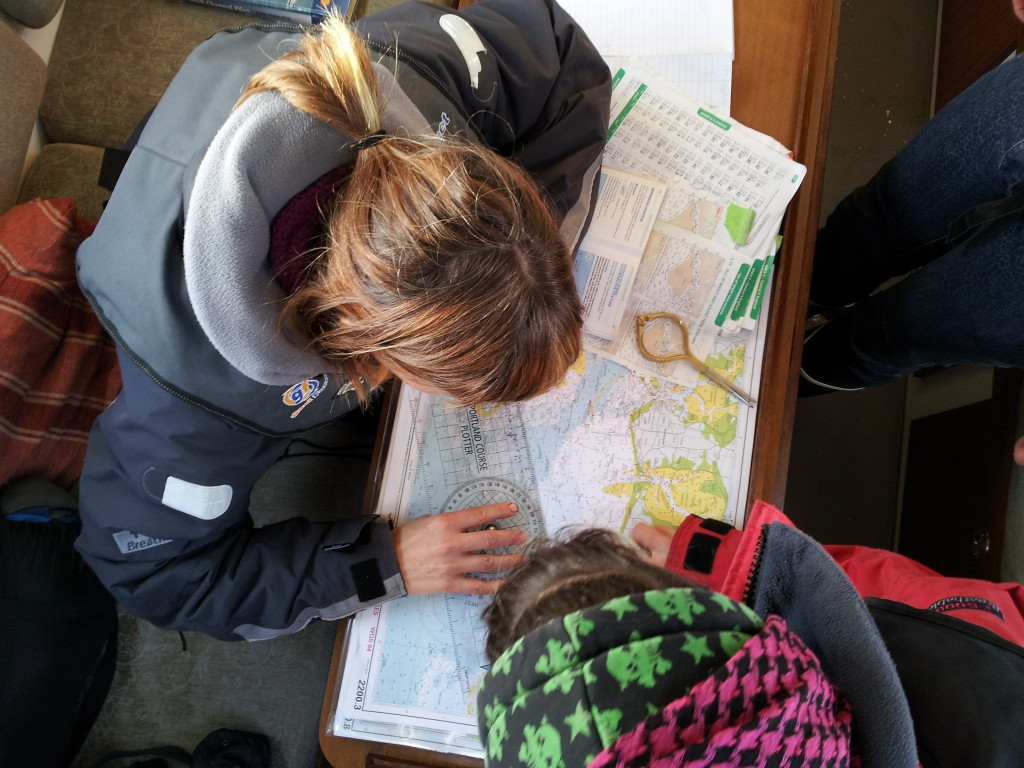RYA Day Skipper theory navigation online course