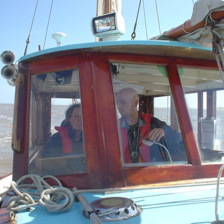 own boat tuition solent chichester aouthampton newhaven brighton shoreham