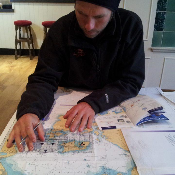 RYA Coastal Yachtmaster Theory