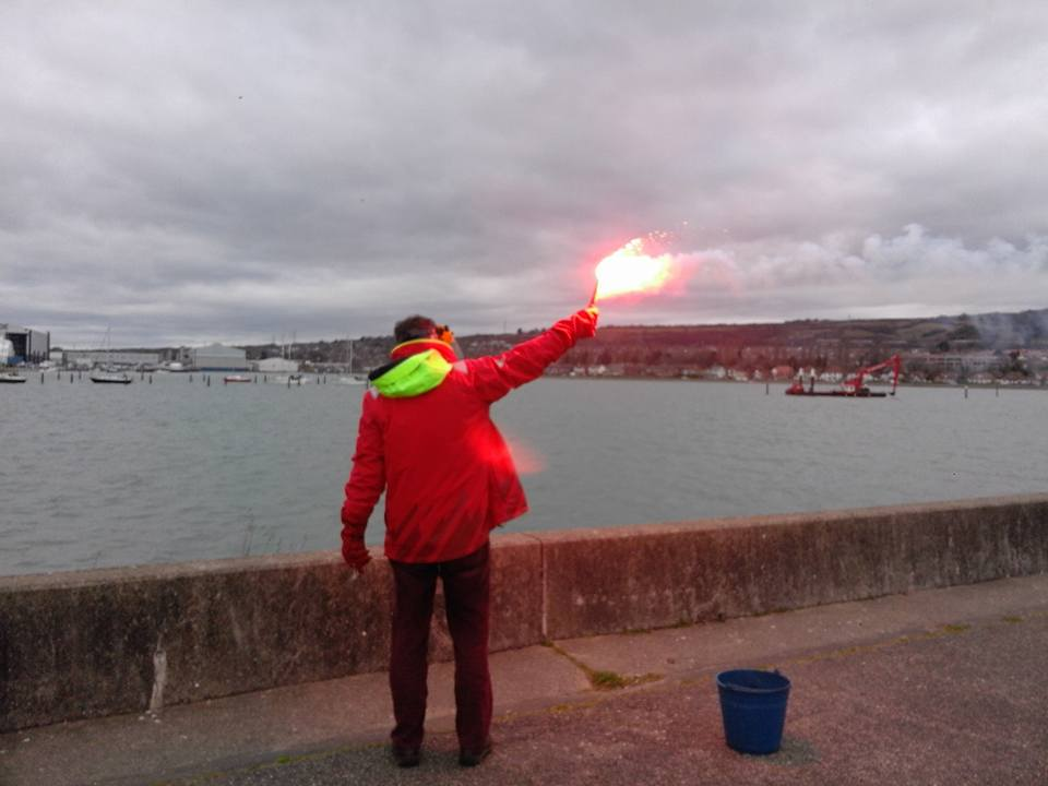 Fastnet 2017 – Blog Episode 3 – Meeting the Crew & Sea Survival Training