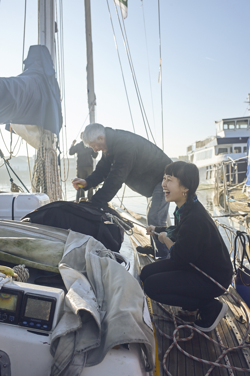 Sail Boat Project launches Community Sailing Fund July sailing schedule