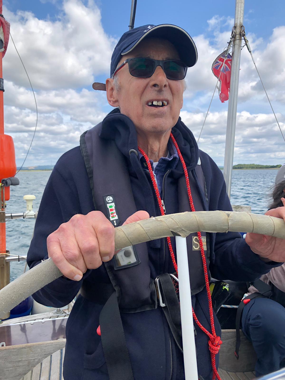 'Dementia sail' in Chichester harbour